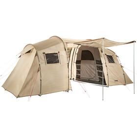 CAMPZ Moorland Zelt 4P beige/brown